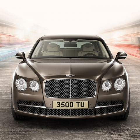 Bentley New Flying Spur